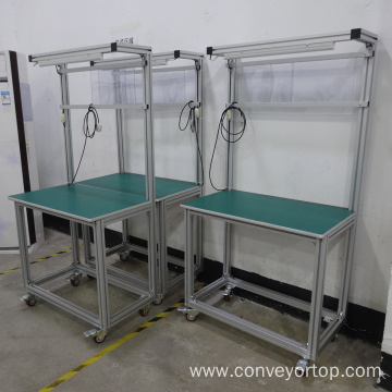The Portable Assembly Working Table